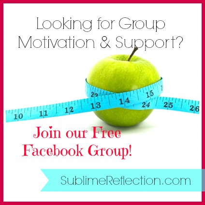 Sublime Reflection Fitness Facebook Group