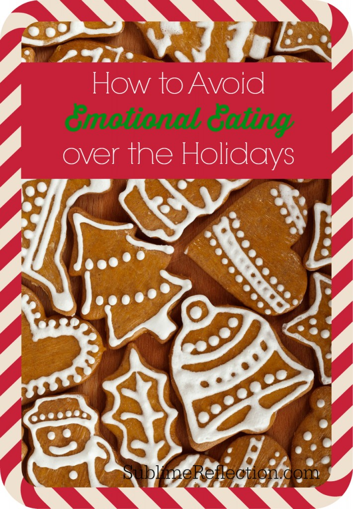 Emotional Eating Holidays