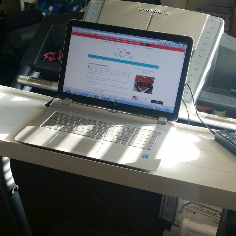 Treadmill Desk Fitbit: 5 Things I'm Loving This Month!