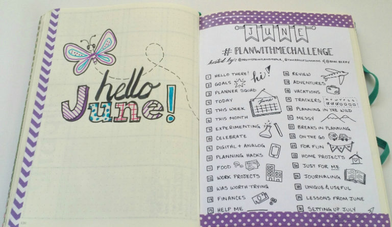 Bullet journal deutsch