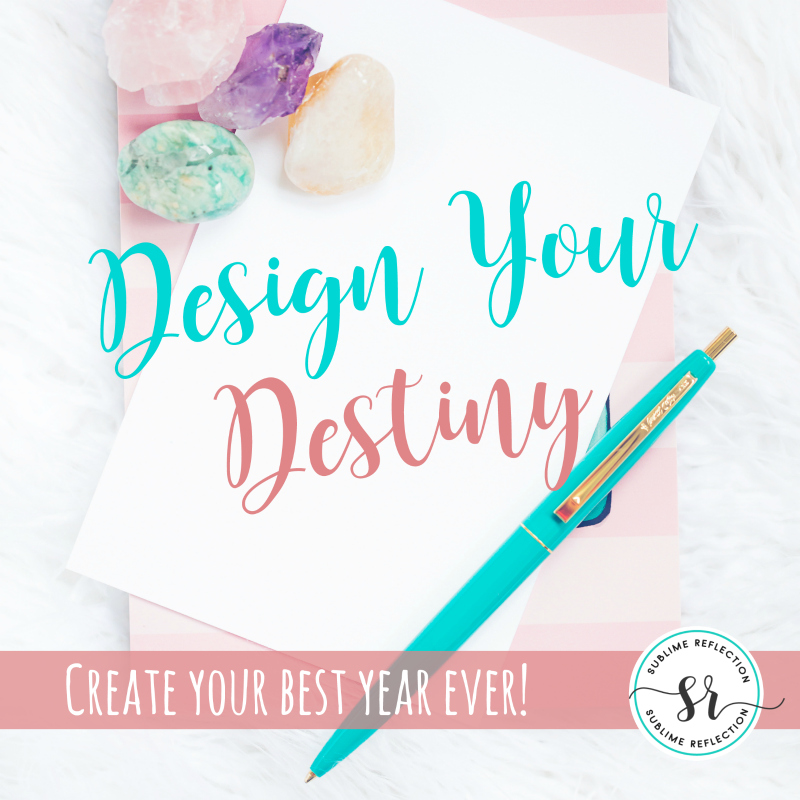 Design Your Destiny for 2017 – Goal Setting Course!