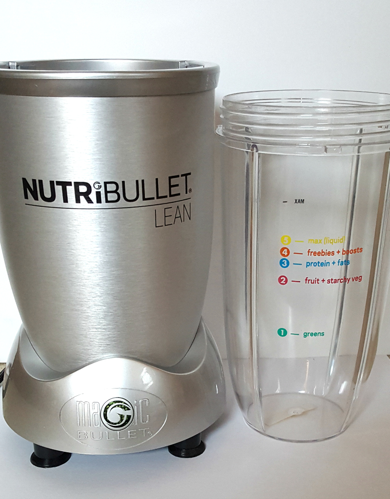 Feel the Difference Real Food Makes with the NutriBullet LEAN™