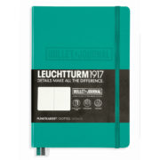 Get the official Emerald Bullet Journal.