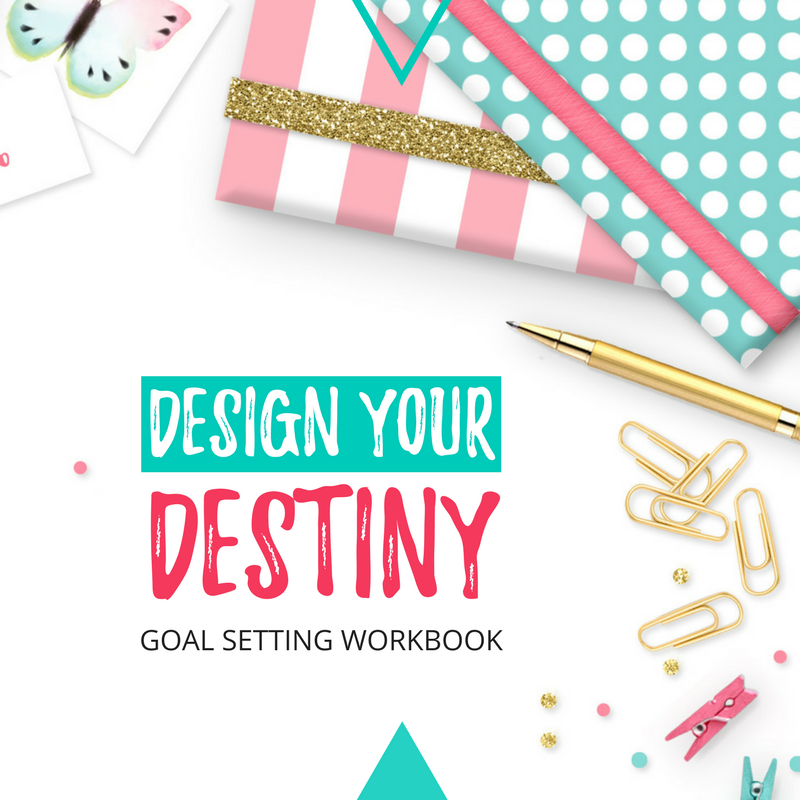 Design Your Destiny [Goal Setting Workbook] - Sublime Reflection