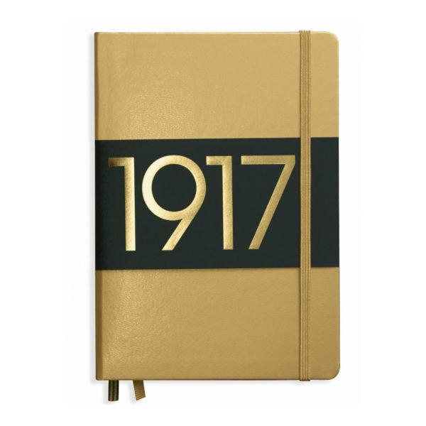 Anniversary Edition Metallic Gold Leuchtturm 1917