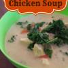 Kale & Coconut Chicken Soup