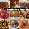 Steel-cut Oats -- Meal Prep Idea