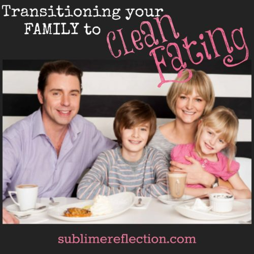 Family Clean Eating