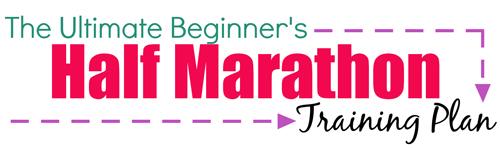Beginning Half Marathon Training Plan