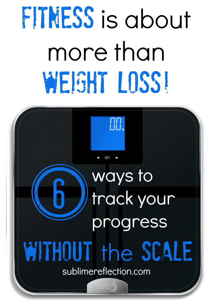 Tracking your Fitness Progress Without the Scale