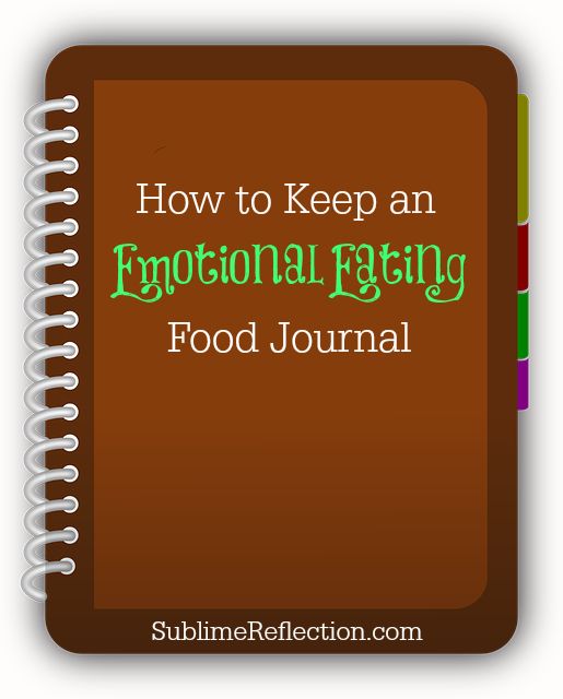 Emotional Eating Food Journal
