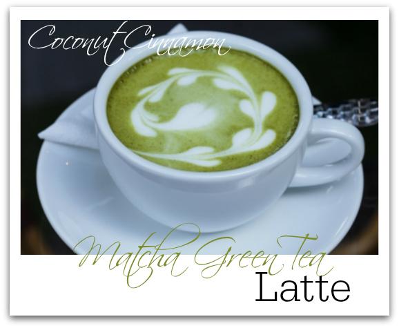 Matcha Green Tea:  Recipe Redux