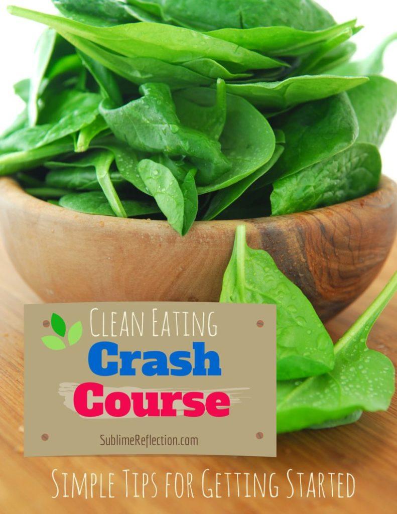 Clean Eating Crash Course