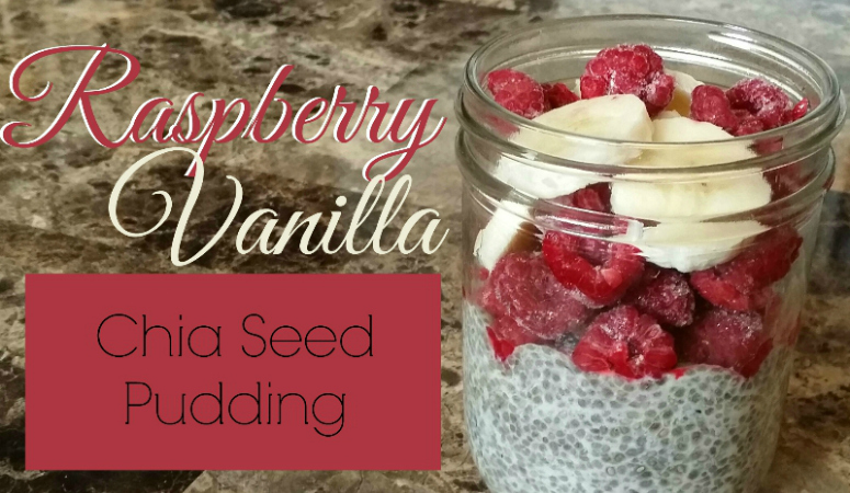 Greek Yogurt Chia Seed Pudding