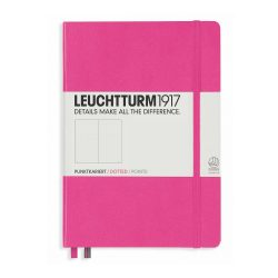 New Pink dot grid Leuchtturm Bullet Journal!