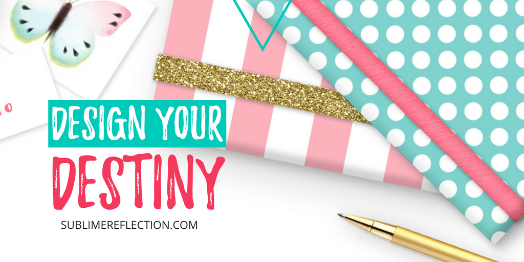 Design Your Destiny Goal Setting Course and Workbook