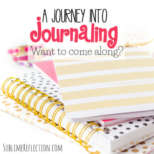 Discover the healing power of journaling with weekly journal prompts.